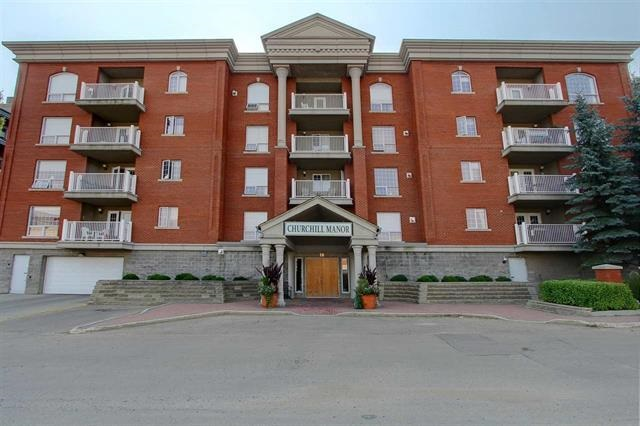 FEATURED LISTING: 105 - 20 ST JOSEPH Street St. Albert