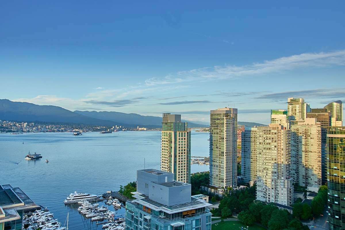 FEATURED LISTING: 2802 - 1499 PENDER Street West Vancouver