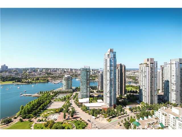 Main Photo: # 3201 388 DRAKE ST in Vancouver: Yaletown Condo for sale (Vancouver West)  : MLS® # V1076402