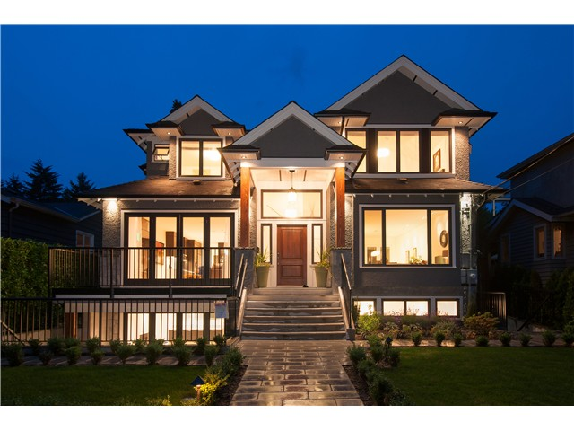 Main Photo: 1569 JEFFERSON Avenue in West Vancouver: Ambleside House for sale : MLS® # V1073552