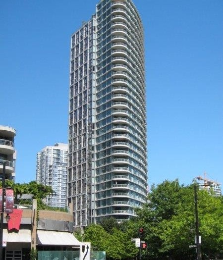 Main Photo: 1208 1009 Expo Boulevard: Condo for sale (Vancouver West)