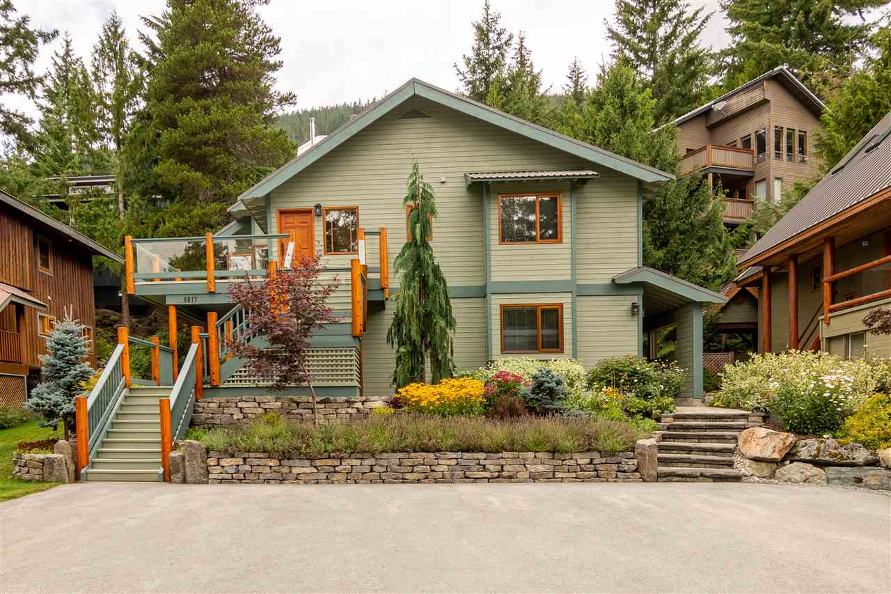 FEATURED LISTING: 8617 FISSILE Lane Whistler