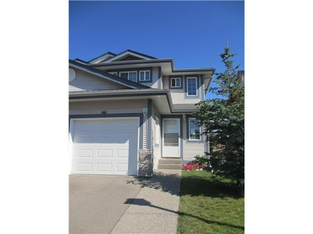 Main Photo: 53 EVERSYDE Point SW in CALGARY: Evergreen Townhouse for sale (Calgary)  : MLS® # C3536284