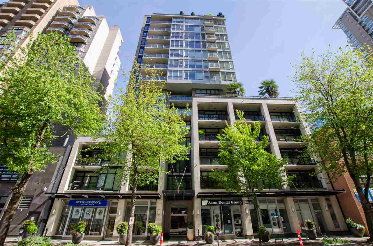 FEATURED LISTING: 305 - 1252 HORNBY Street Vancouver