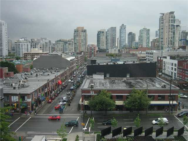 "Main Photo: 907 977 MAINLAND Street in Vancouver: Yaletown Condo for sale in ""YALETOWN 3"" (Vancouver West)  : MLS®# V1002805"