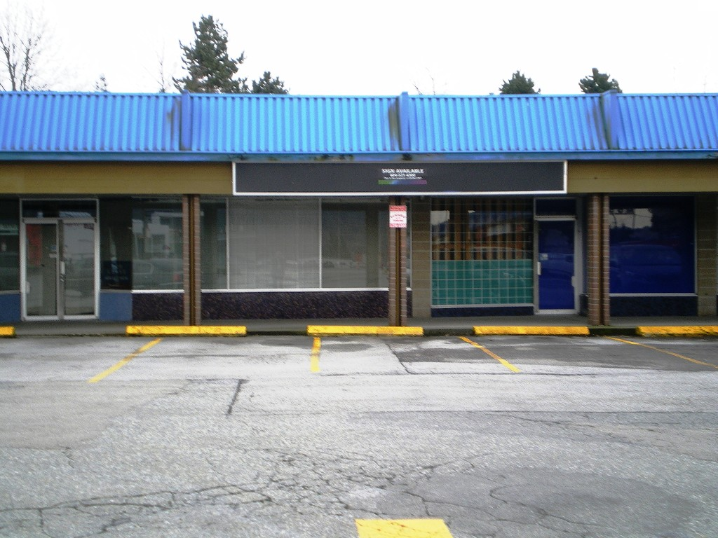 Main Photo: 562J Clarke Road in Coquitlam: Coquitlam West Retail for lease