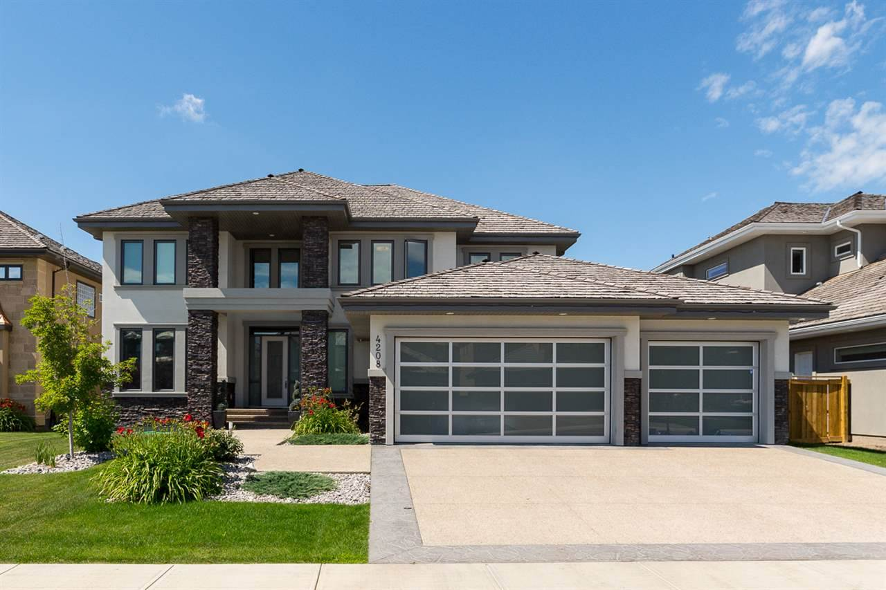 FEATURED LISTING: 4208 WESTCLIFF Court Edmonton