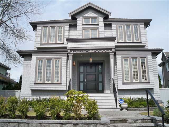 Main Photo: 4077 W 40TH Avenue in Vancouver: Dunbar House for sale (Vancouver West)  : MLS® # V944652