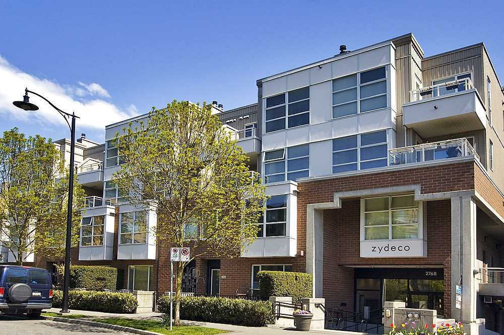 FEATURED LISTING: 207 - 2768 CRANBERRY Drive Vancouver