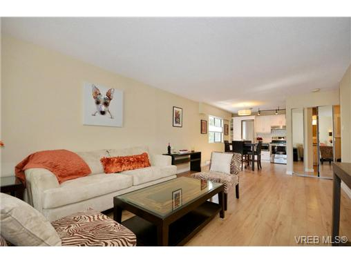 Main Photo: 204 1325 Harrison Street in VICTORIA: Vi Downtown Condo Apartment for sale (Victoria)  : MLS®# 340553