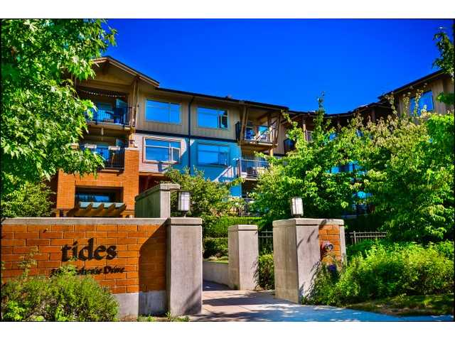 "Main Photo: 302 300 KLAHANIE Drive in Port Moody: Port Moody Centre Condo for sale in ""Tides"" : MLS®# V1017878"