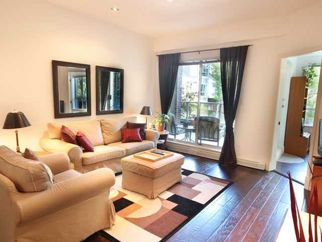 "Main Photo: # 110 5760 HAMPTON PL in Vancouver: University VW Condo for sale in ""West Hampstead"" (Vancouver West)  : MLS®# V1024225"