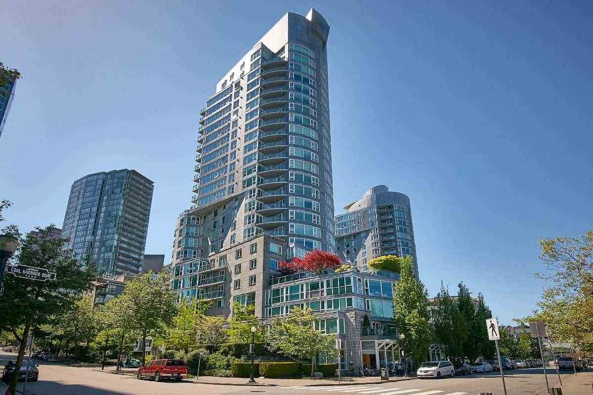 FEATURED LISTING: 1105 - 535 Nicola Street
