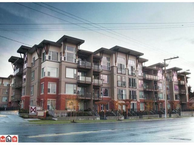 "Main Photo: 407 33538 MARSHALL Road in Abbotsford: Central Abbotsford Condo for sale in ""The Crossing"" : MLS®# F1203883"