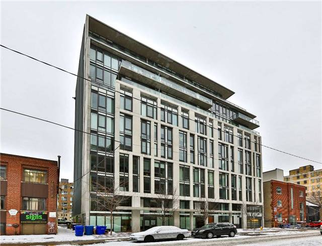FEATURED LISTING: 301 - 32 Camden Street Toronto
