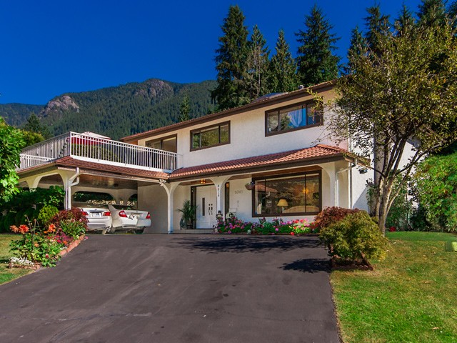 FEATURED LISTING: 5210 CLIFFRIDGE Avenue North Vancouver