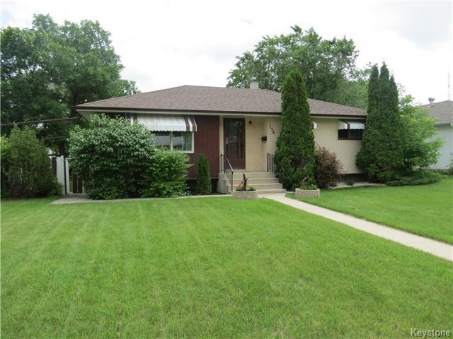 FEATURED LISTING: 158 Howden Road WINNIPEG