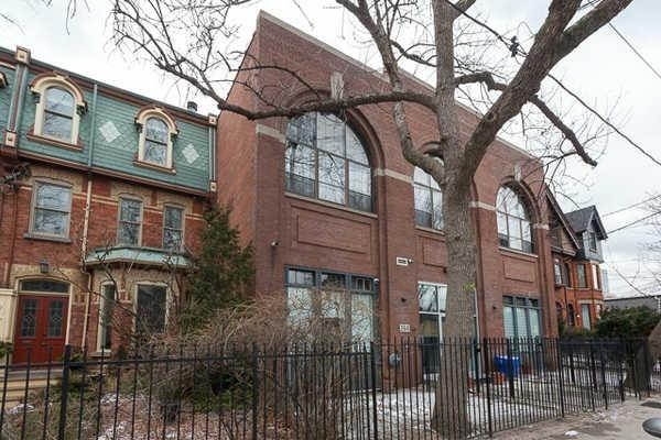 FEATURED LISTING: 201 - 264 Seaton Street Toronto