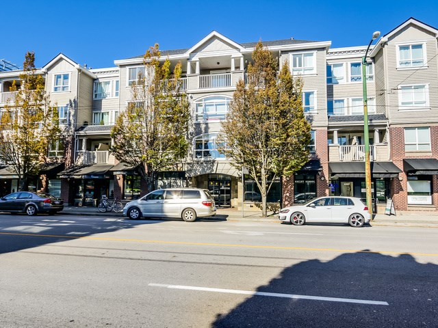 FEATURED LISTING: 203 - 3333 4th Avenue West Vancouver