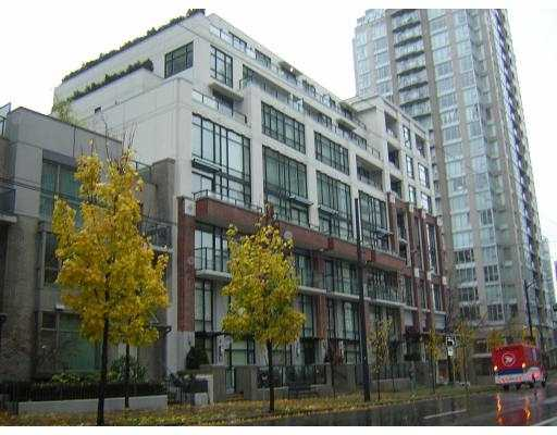 "Main Photo: 978 RICHARDS Street in Vancouver: Downtown VW Townhouse for sale in ""TRIBECA"" (Vancouver West)  : MLS®# V622989"