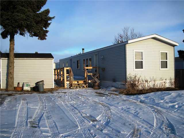"Main Photo: 22 8420 ALASKA Road in Fort St. John: Fort St. John - City SE Manufactured Home for sale in ""PEACE COUNTRY MOBILE HOME PARK"" (Fort St. John (Zone 60))  : MLS® # N225043"