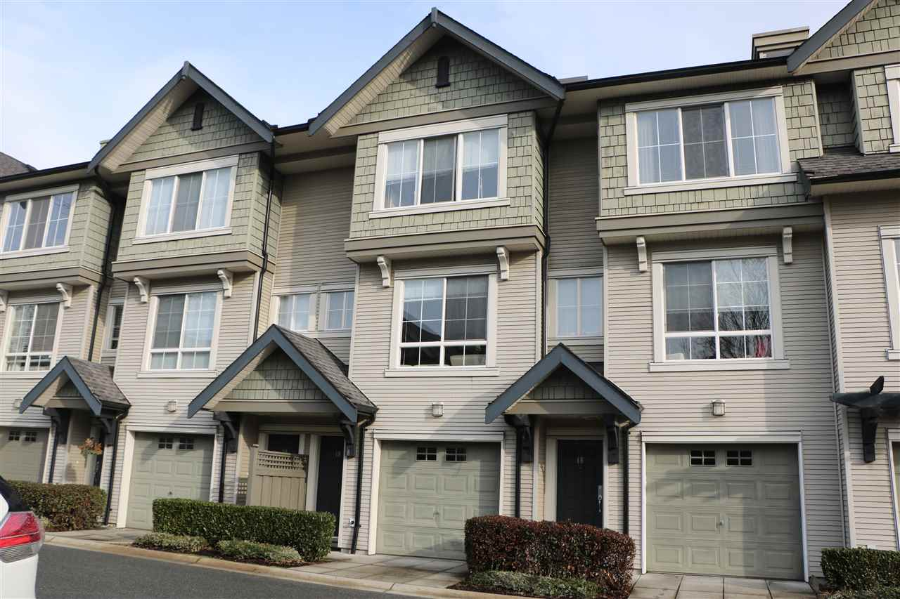 Main Photo: 19 2978 WHISPER WAY in Coquitlam: Westwood Plateau Townhouse for sale : MLS®# R2142361