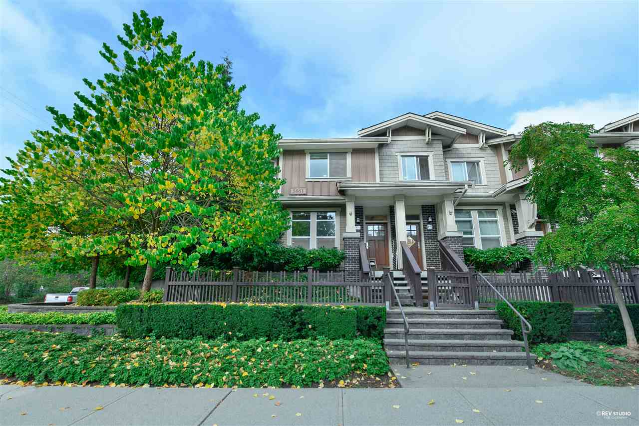 FEATURED LISTING: 1 - 5661 IRMIN Street Burnaby
