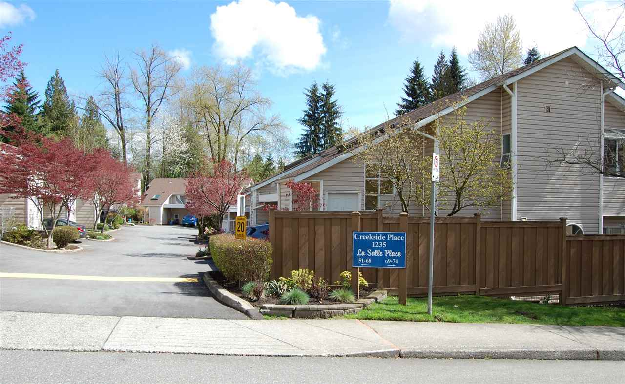 FEATURED LISTING: 58 1235 LASALLE Place Coquitlam