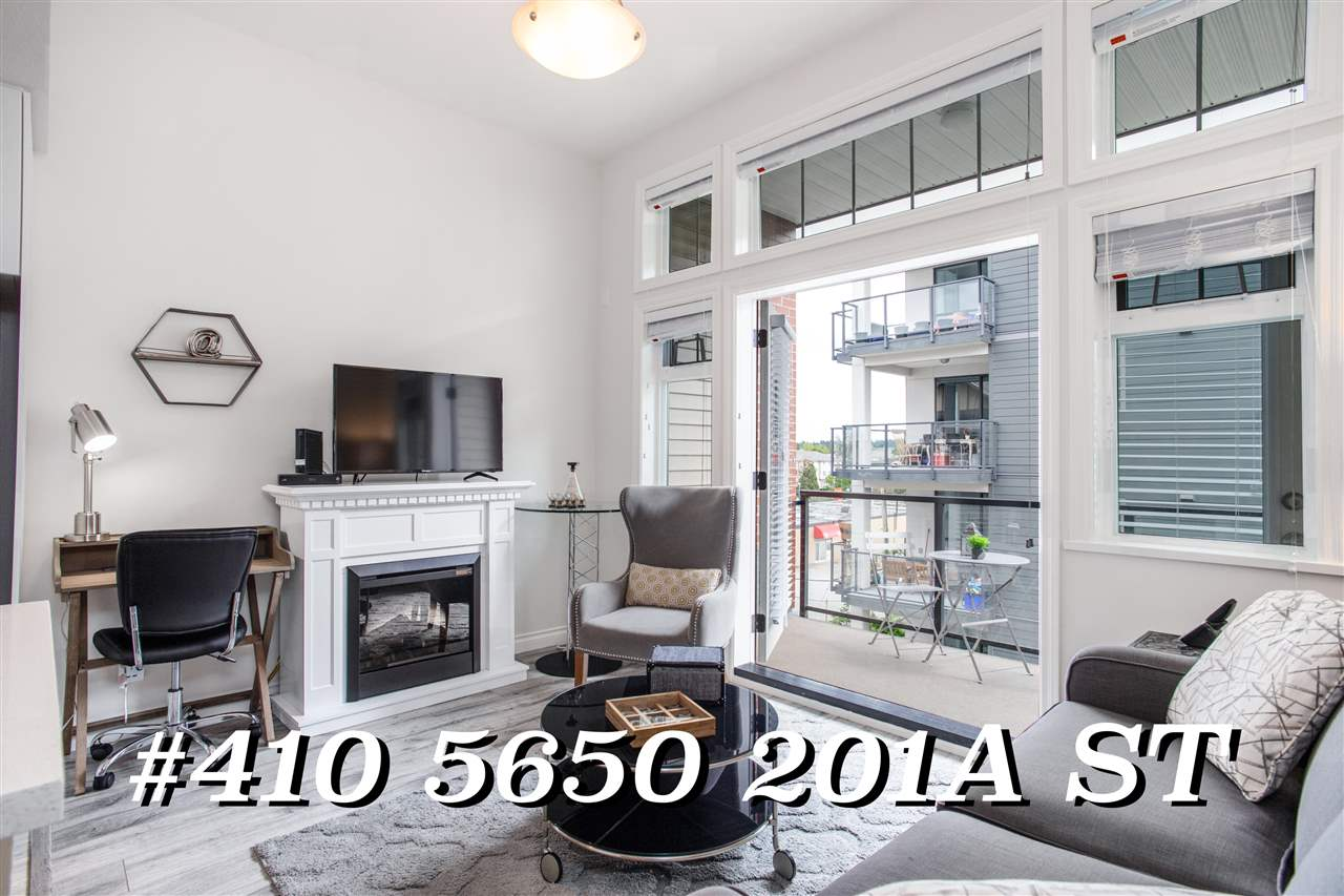 FEATURED LISTING: 410 - 5650 201A Street Langley