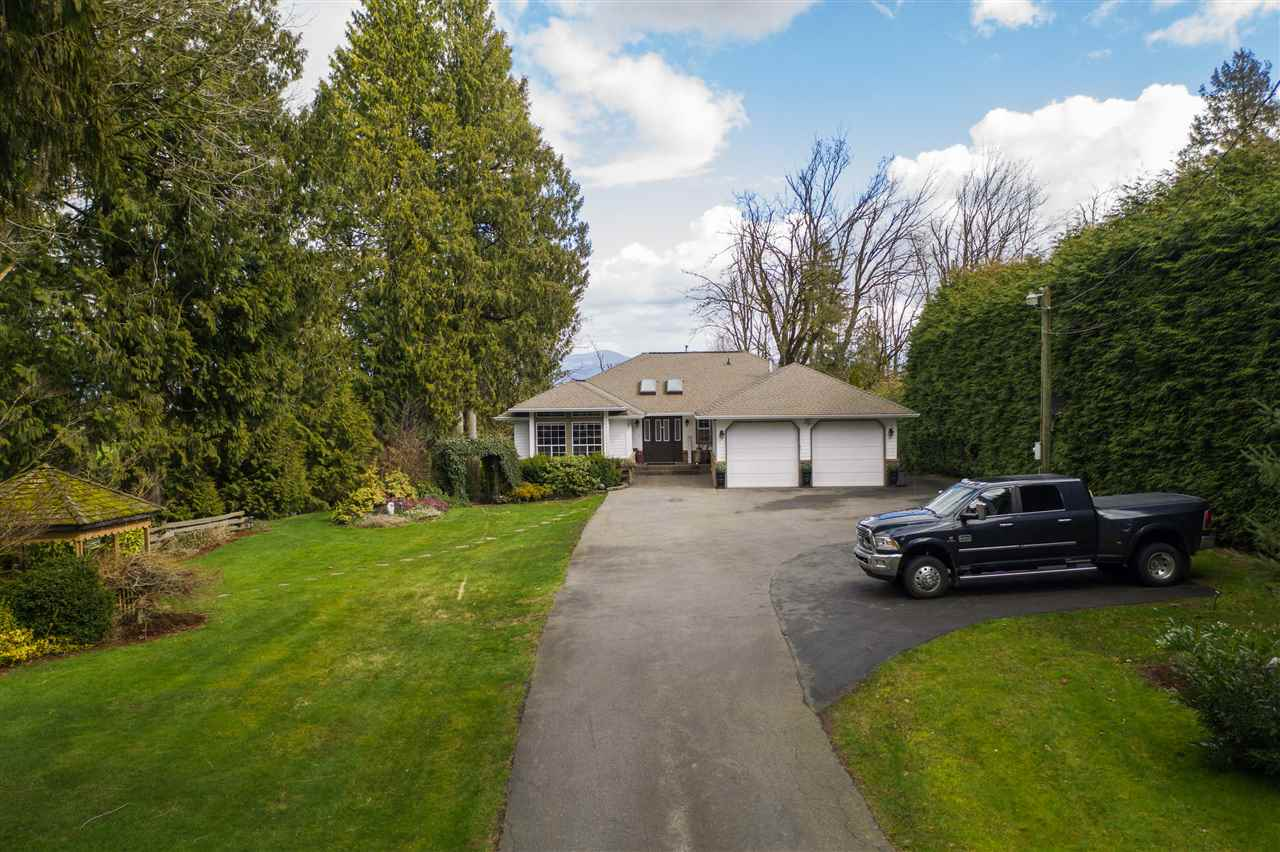 FEATURED LISTING: 5012 MT LEHMAN Road Abbotsford