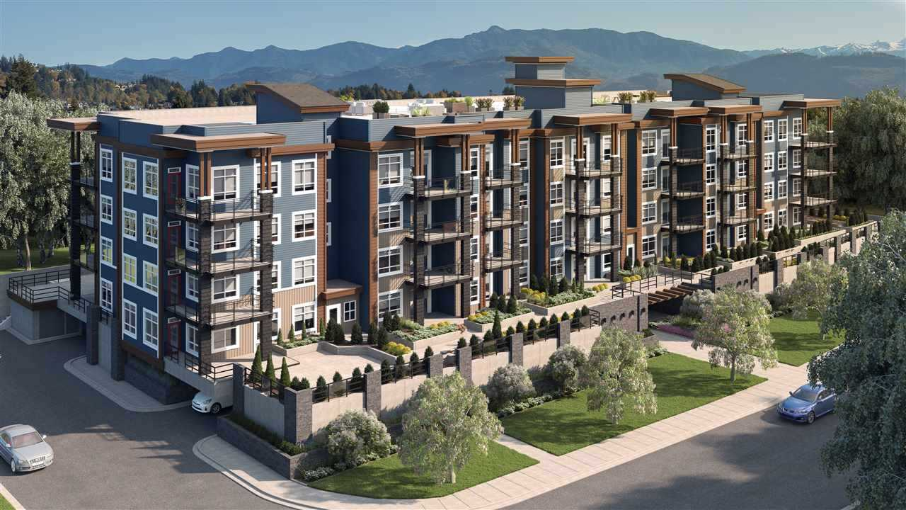 FEATURED LISTING: 410 - 45562 AIRPORT Road Chilliwack