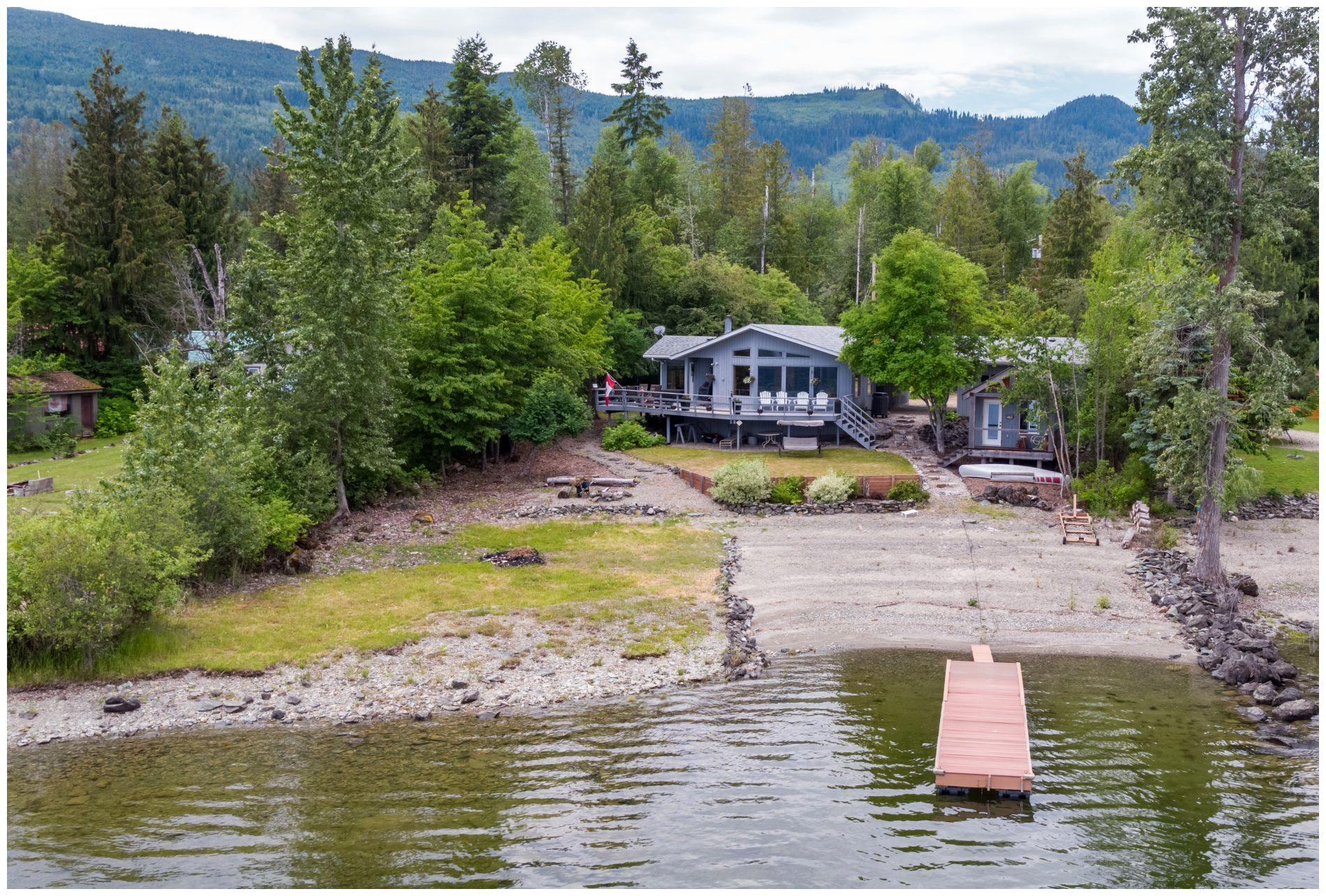 FEATURED LISTING: 4867 Parker Road Eagle Bay