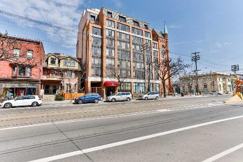 FEATURED LISTING: 703 - 456 College Street Toronto