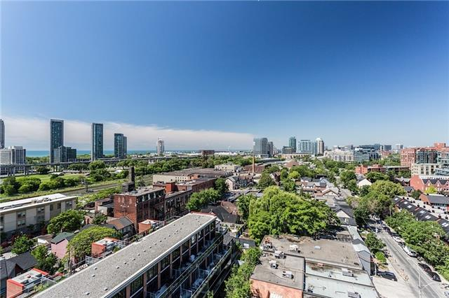 Photo 8: 60 Bathurst St Unit #1003 in Toronto: Niagara Condo for sale (Toronto C01)  : MLS® # C3274134