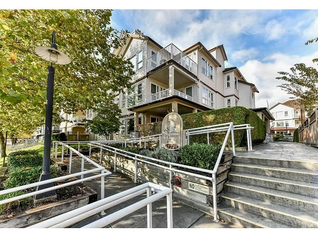 Main Photo: 206 17727 58 Avenue in Surrey: Cloverdale BC Condo for sale (Cloverdale)  : MLS®# R2140947