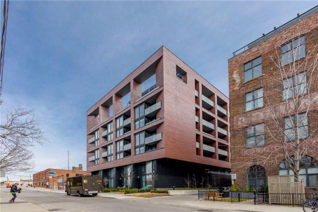 Main Photo: 383 Sorauren Ave Unit #201 in Toronto: Roncesvalles Condo for sale (Toronto W01)  : MLS® # W3759458
