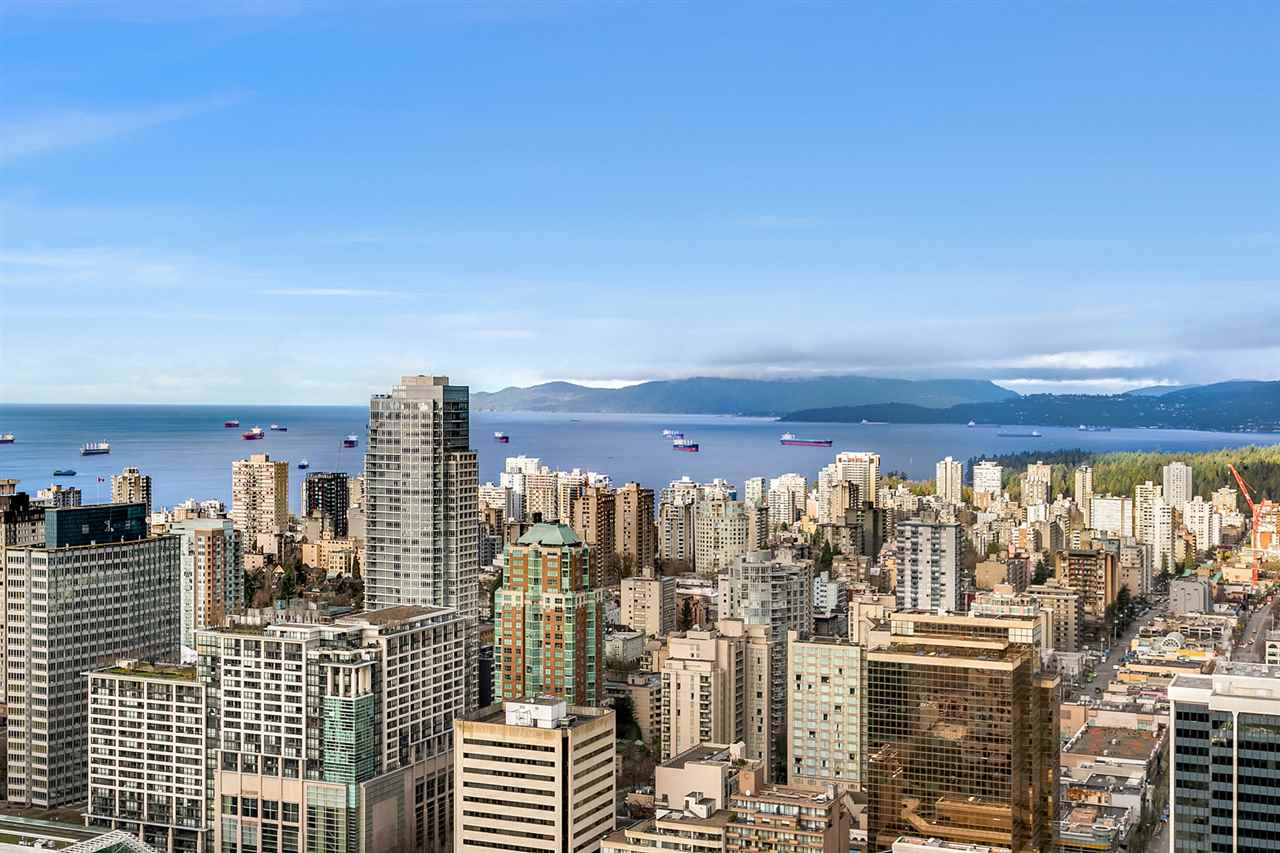 FEATURED LISTING: PH2 777 RICHARDS Street Vancouver