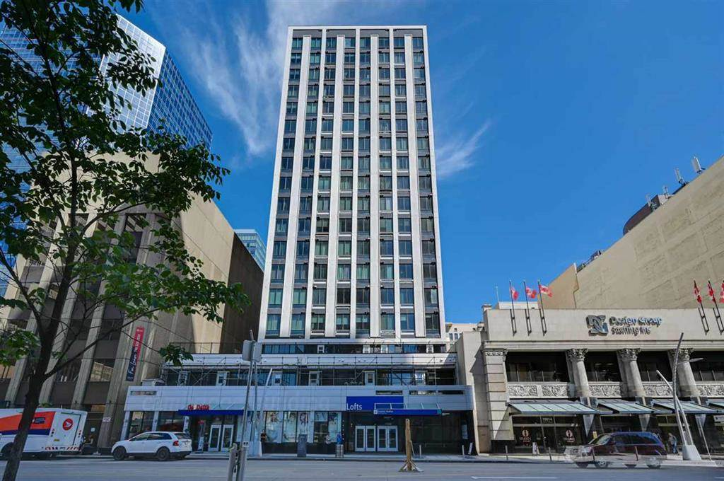 FEATURED LISTING: 702 - 10024 JASPER Avenue Edmonton
