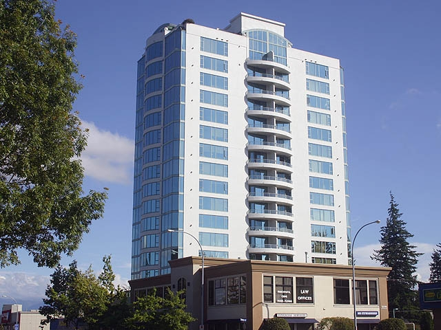 "Main Photo: 903 32330 S FRASER Way in Abbotsford: Abbotsford West Condo for sale in ""Town Centre Tower"" : MLS®# F1220378"