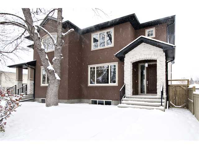 Main Photo: 7414 36 Avenue NW in CALGARY: Bowness Residential Attached for sale (Calgary)  : MLS® # C3543867