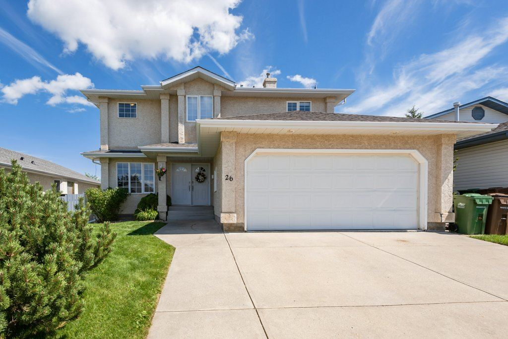 FEATURED LISTING: 26 HIGHLAND Crescent St. Albert