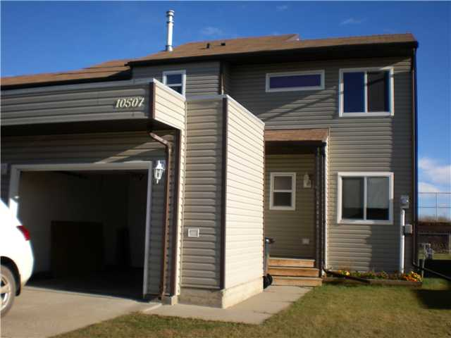 Main Photo: 10507 88A Street in Fort St. John: Fort St. John - City NE House 1/2 Duplex for sale (Fort St. John (Zone 60))  : MLS® # N224885
