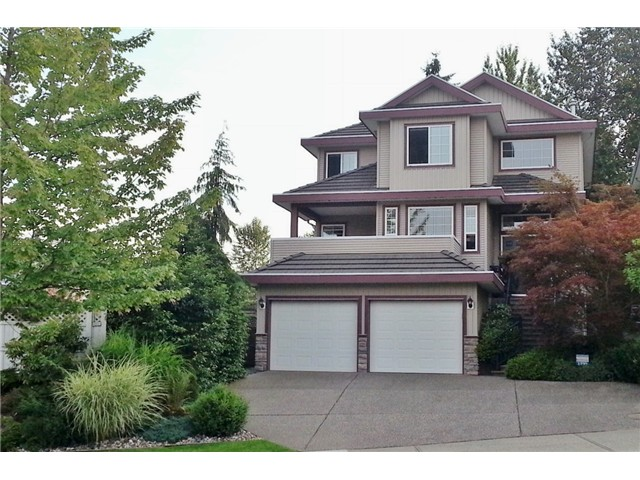 Main Photo: 1700 PADDOCK Drive in Coquitlam: Westwood Plateau House for sale : MLS®# V1022041
