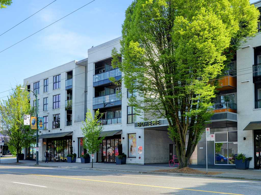 FEATURED LISTING: 214 - 1588 HASTINGS Street Vancouver