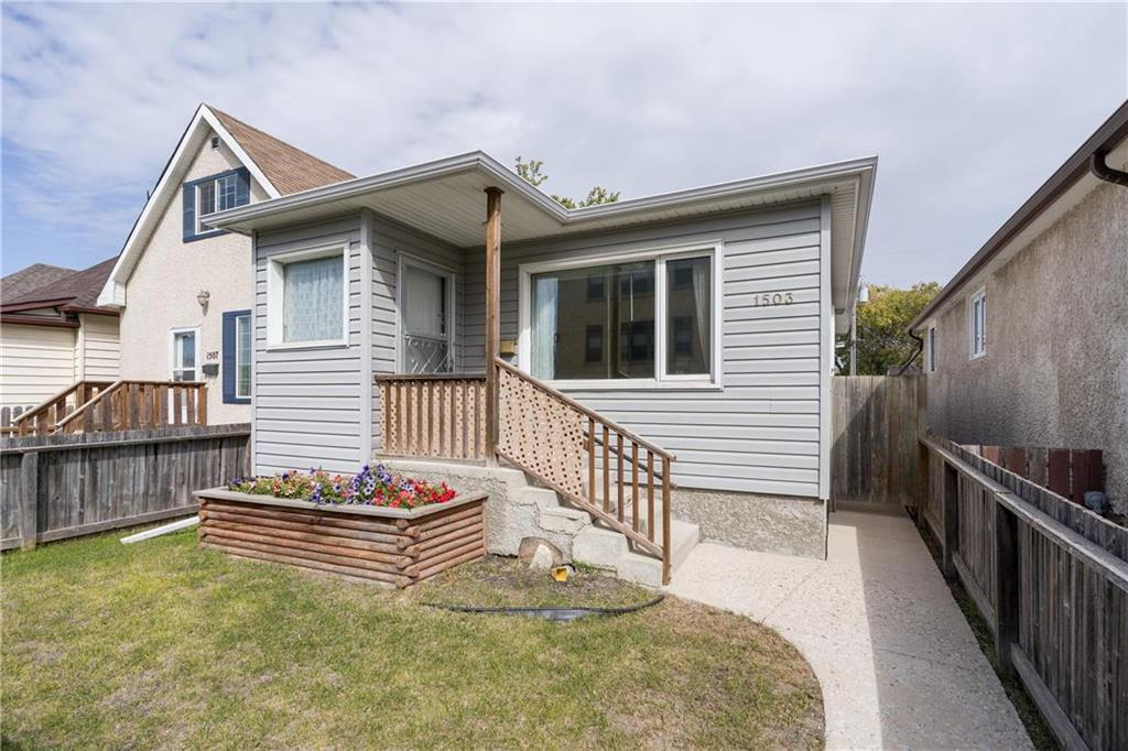 FEATURED LISTING: 1503 Elgin Avenue West Winnipeg