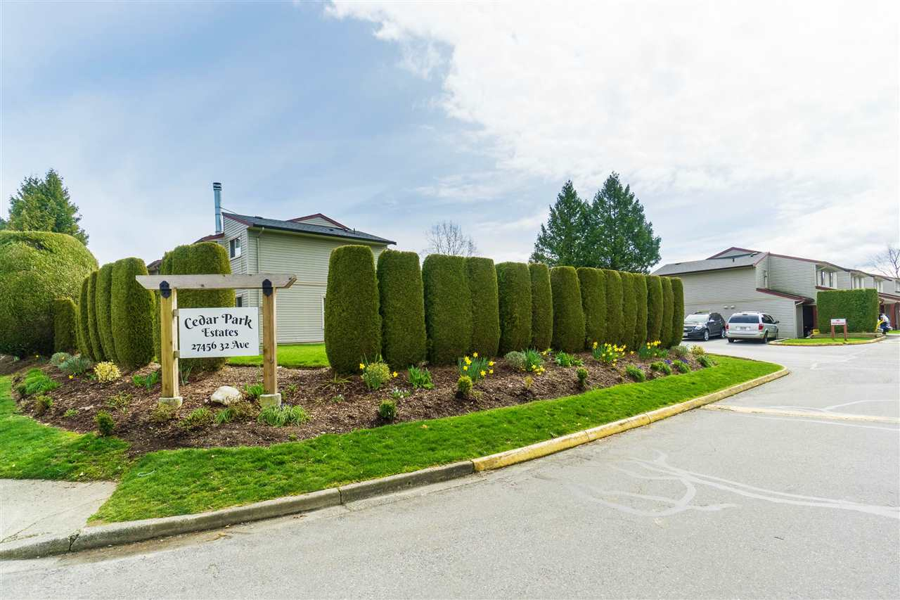 FEATURED LISTING: 25 - 27456 32 Avenue Langley