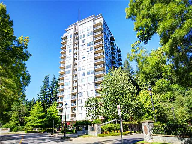 "Main Photo: # 503 5639 HAMPTON PL in Vancouver: University VW Condo for sale in ""The Regency"" (Vancouver West)  : MLS® # V1020311"