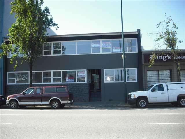 Main Photo: 22 2ND AV E in VANCOUVER: Mount Pleasant VE Home for sale (Vancouver East)  : MLS®# V4041053