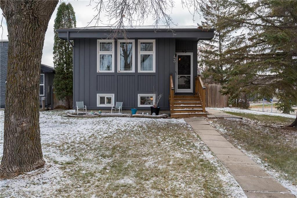 FEATURED LISTING: 43 Laurent Drive Winnipeg