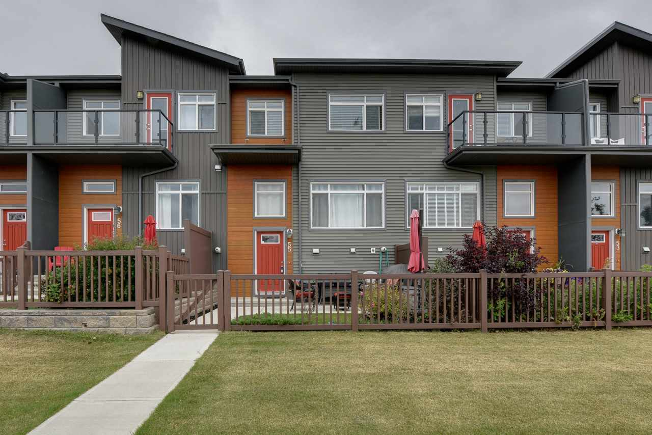 FEATURED LISTING: 55 - 7503 GETTY Gate Edmonton